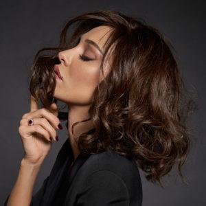 Belen Rodriguez - Faux bob - Finto caschetto