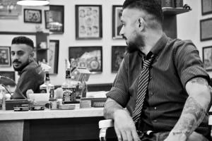 Hiroshi Vitanza - Hiro Barber Shop - Barber Mind