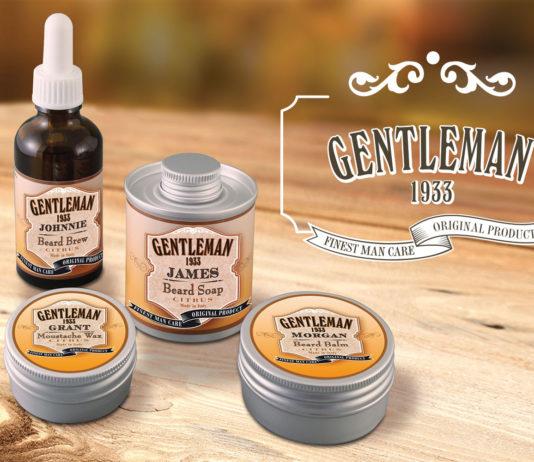 Prodotti barba Gentleman 1933