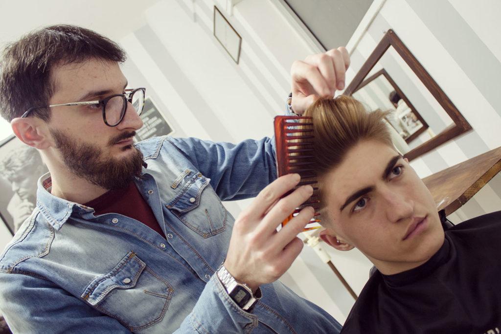 Real Barber's School