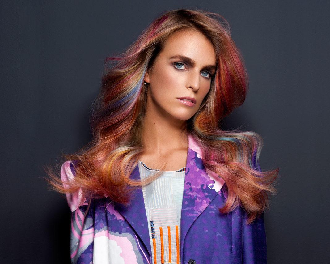 capelli colorati inverno 2017