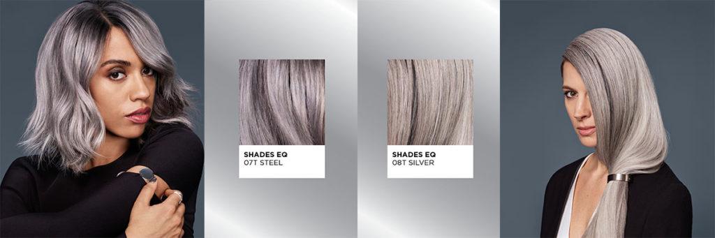 colori pastello e grey di Redken