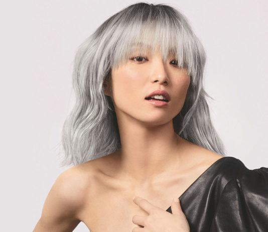 capelli metallizzati