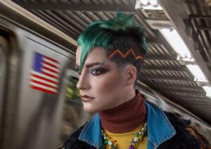 Collezione moda capelli Underground by Hans Beers