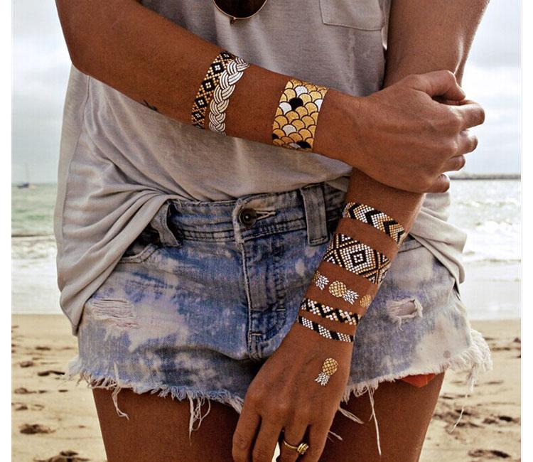 Skin Jewels Tattoo - WHITEFASHION.IT