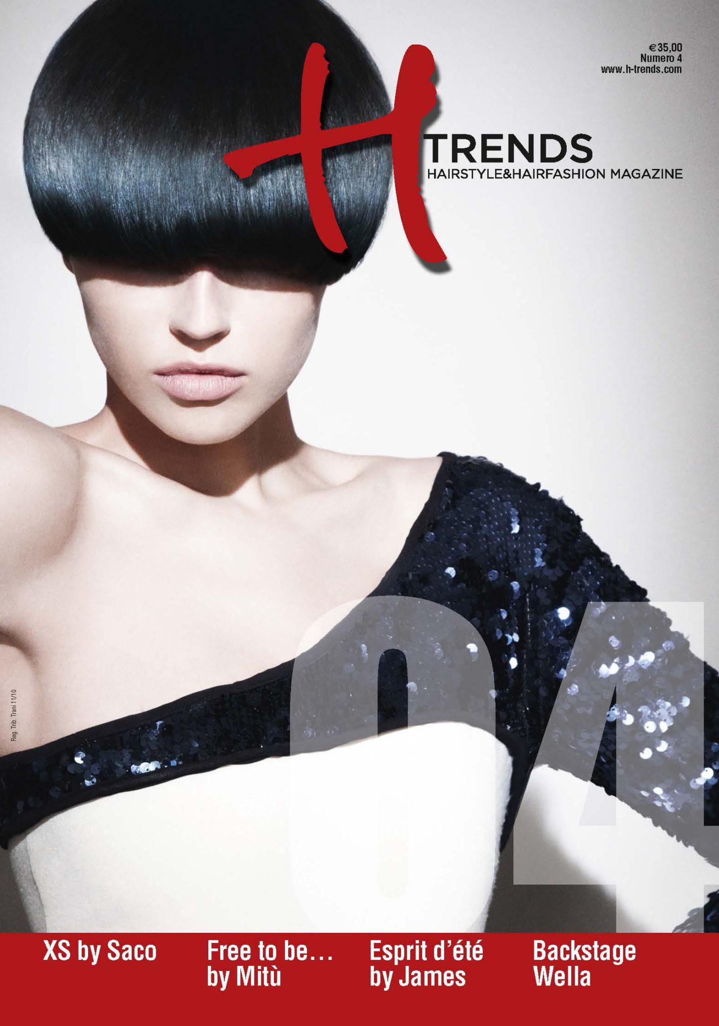 HTrends rivista per per parrucchieri