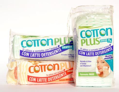 Turati Idrofilo - Cotton Plus 2 in 1