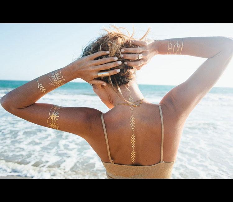 Skin Jewels Tattoo