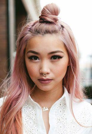Tendenze moda capelli  dalle passerelle allo street style 712e96fd5854