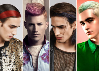 capelli colorati