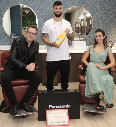 Hair Master Man - terza edizione: il vincitore è Simone Ranzini