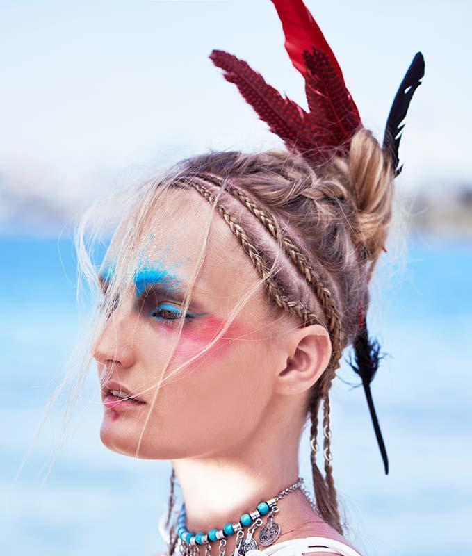 Braid, Trecce, Mary Alamine Royals Hair & Beauty